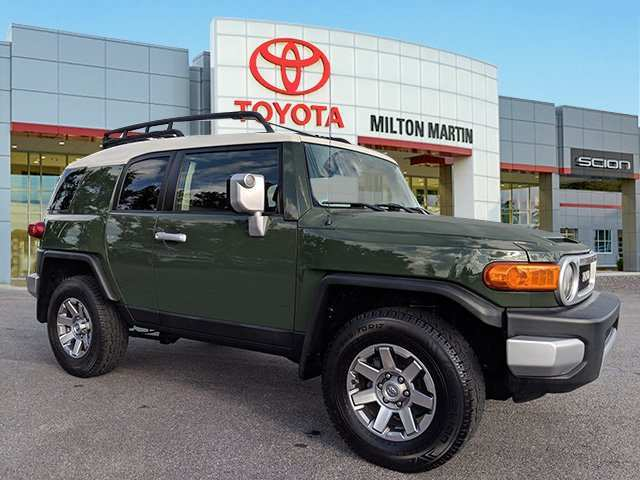 19 New 2020 Fj Cruiser Research New