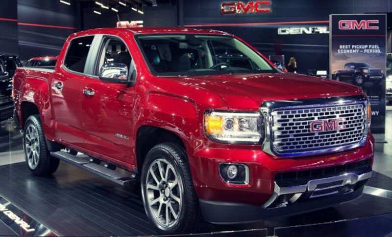 19 New 2020 GMC Canyon Pictures