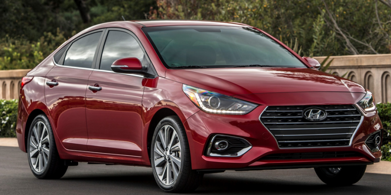 19 New 2020 Hyundai Accent Hatchback Style