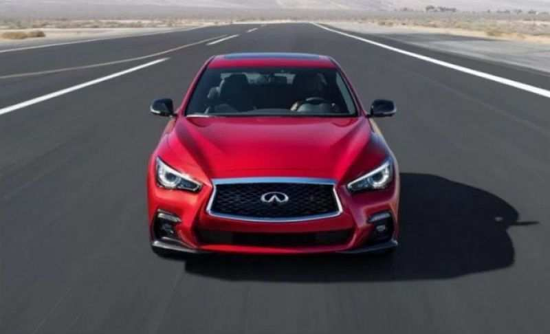 19 New 2020 Infiniti Q50 Release Date Performance