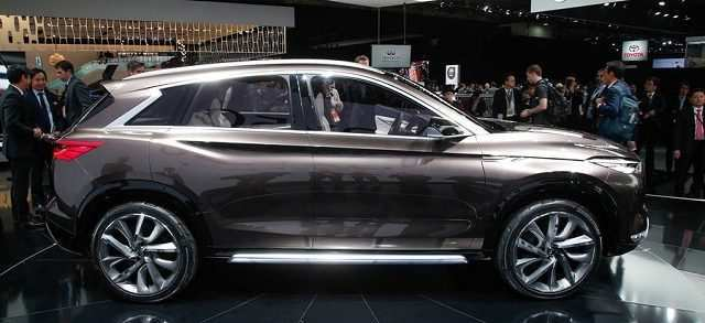 19 New 2020 Infiniti QX50 Wallpaper