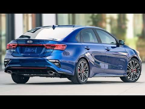 19 New 2020 Kia Forte Review And Release Date