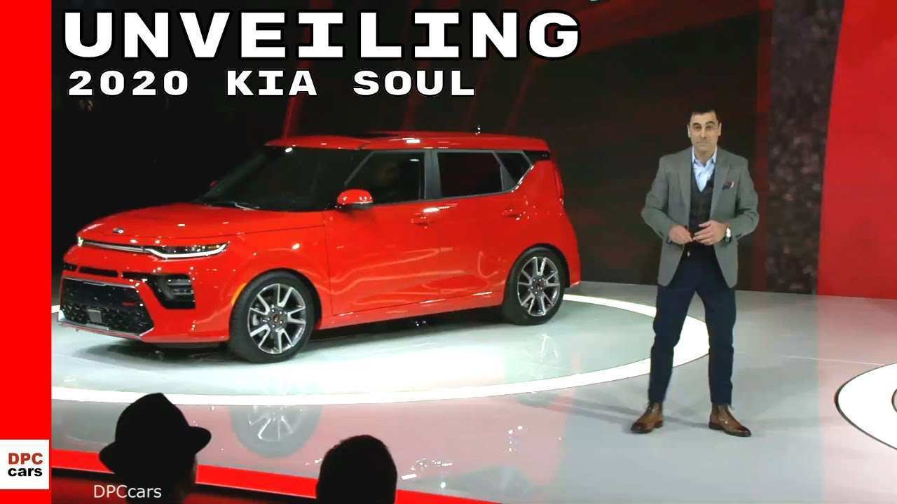 19 New 2020 Kia Soul Youtube Picture