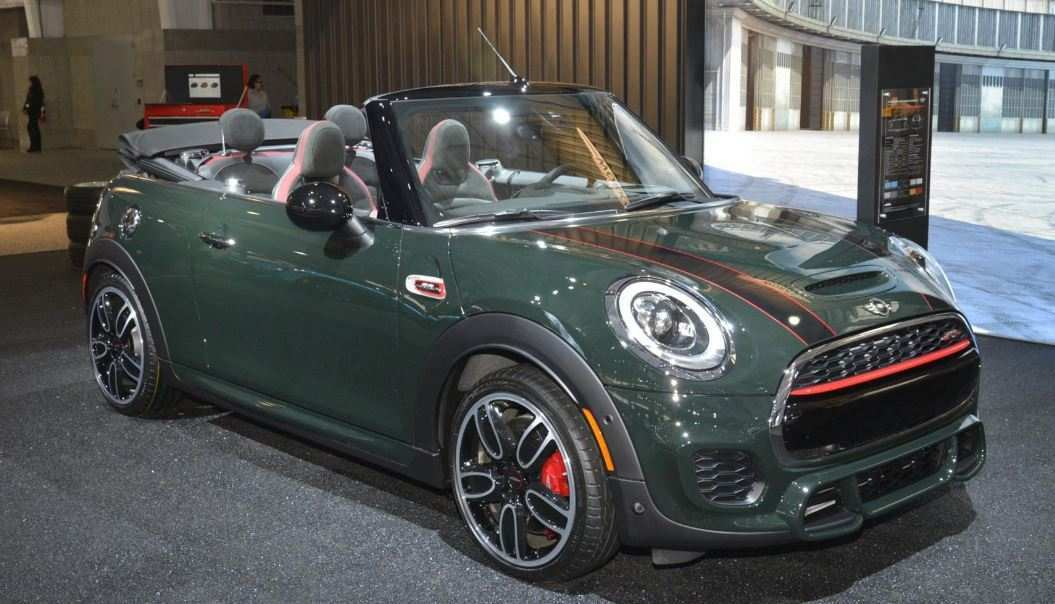 19 New 2020 Mini Cooper Convertible S Redesign And Review
