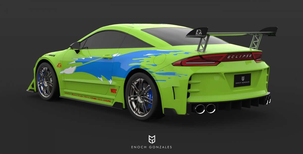 19 New 2020 Mitsubishi Eclipse Pictures