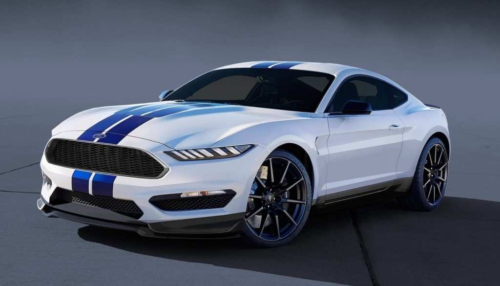19 New 2020 Mustang Mach 1 Concept