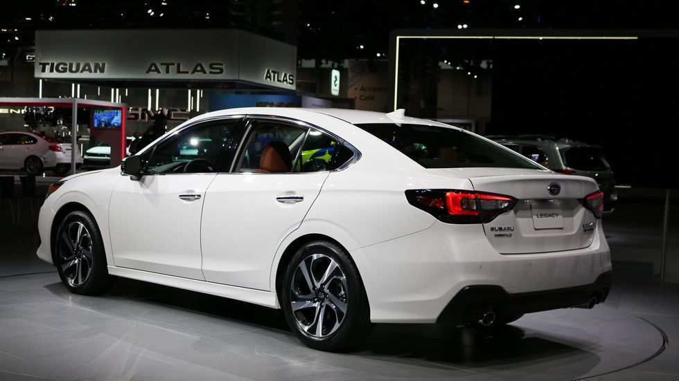 19 New 2020 Subaru Legacy Turbo Rumors