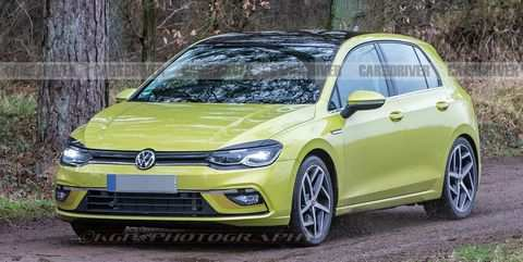 19 New 2020 VW Golf R USA Pricing