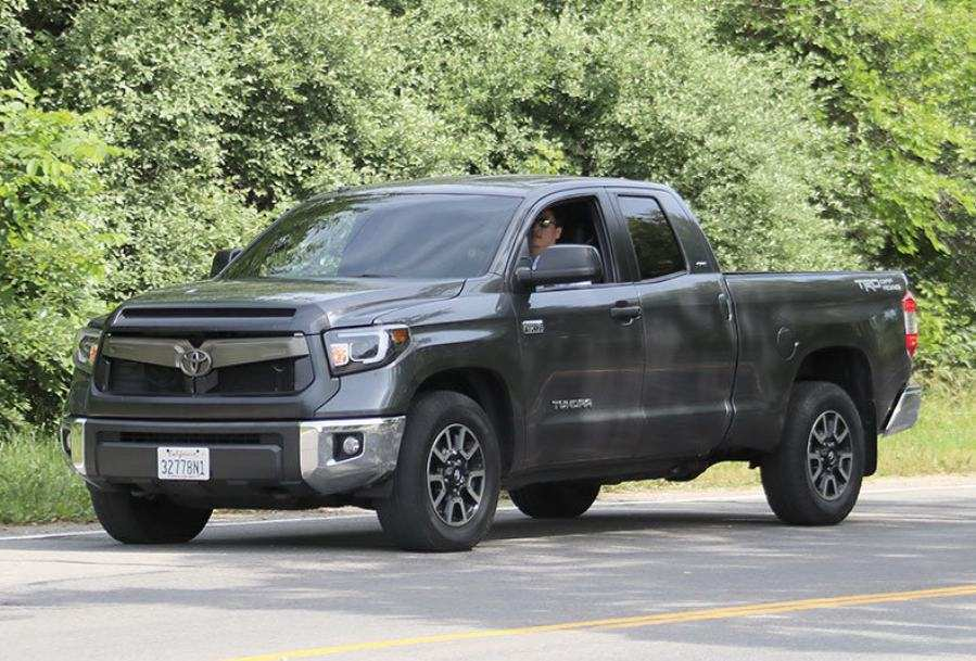 19 New Toyota Tundra 2020 Release Date Style