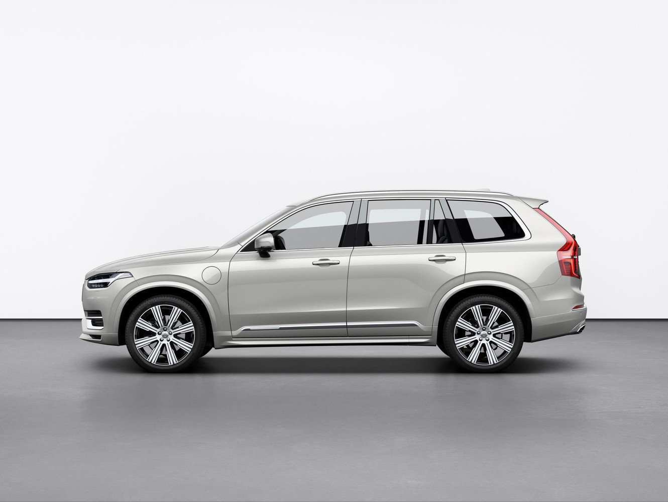 19 New Volvo Xc90 Facelift 2019 Pictures