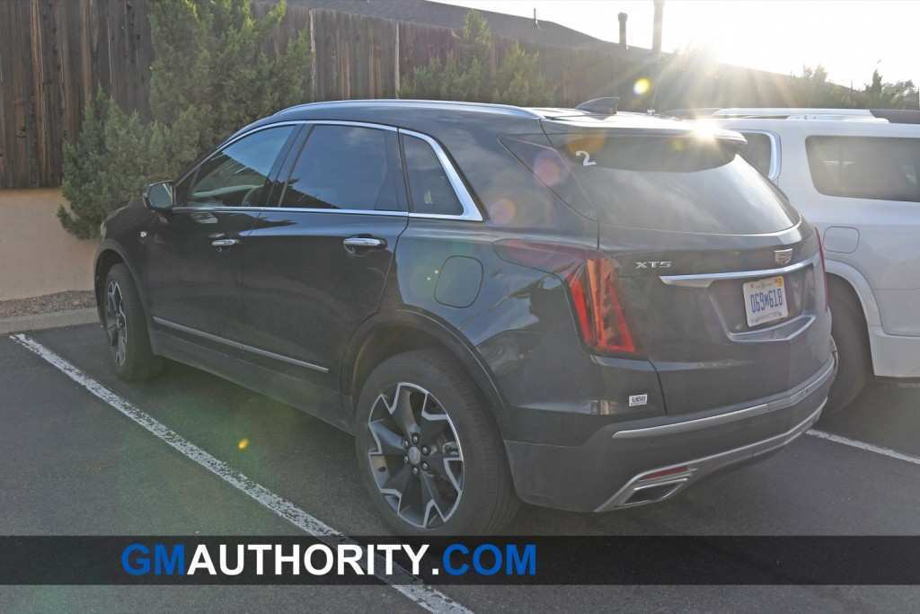 19 New When Will The 2020 Cadillac Xt5 Be Available Exterior