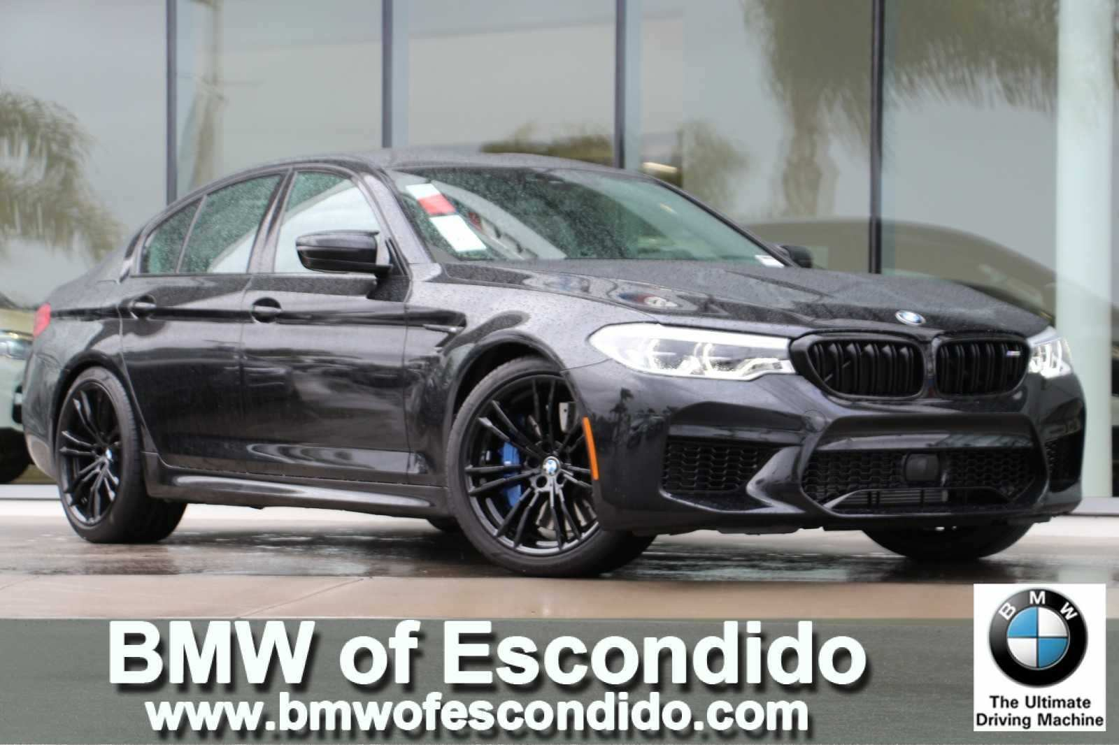 19 The 2019 BMW M5 Xdrive Awd Style