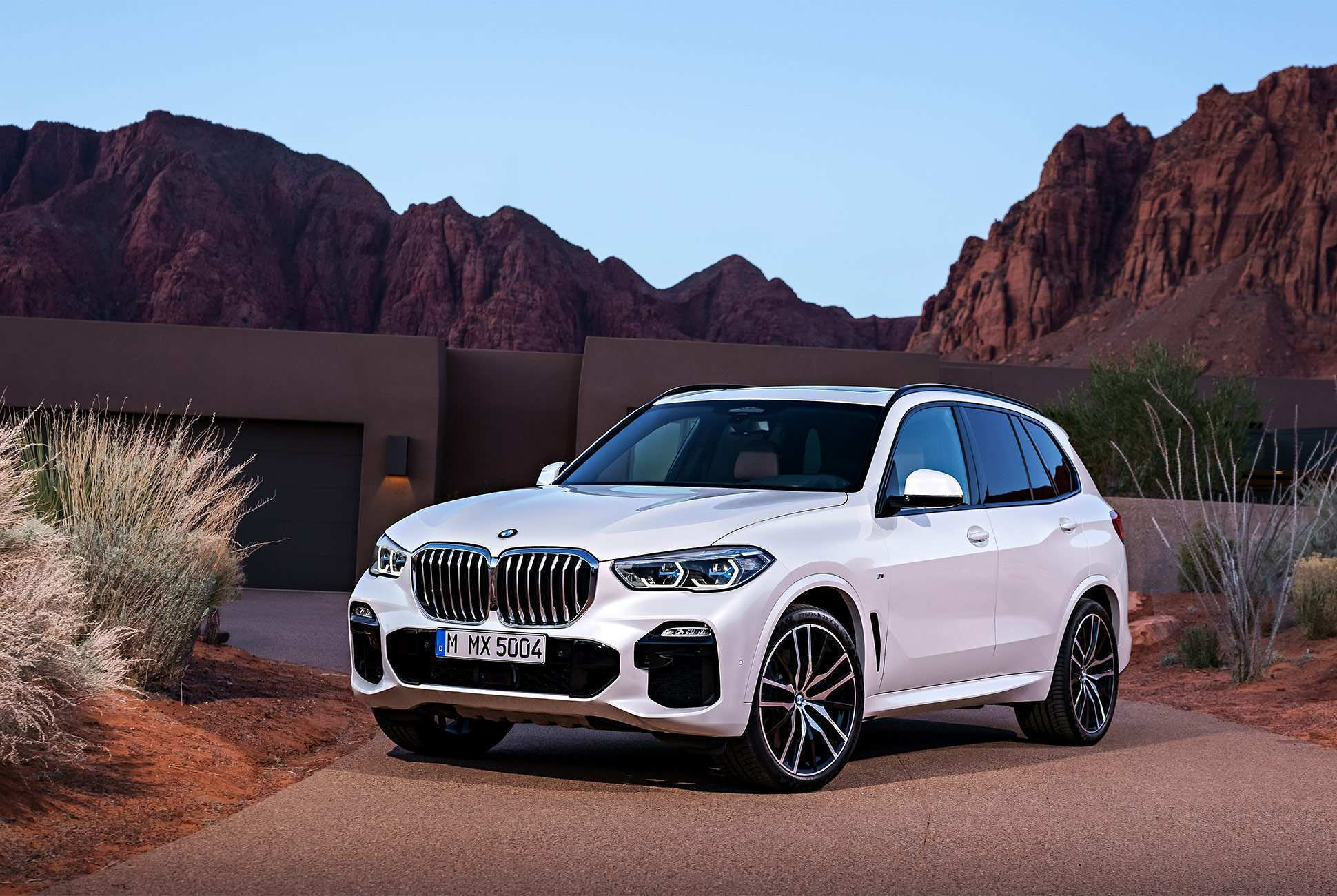 19 The 2019 BMW X5 Engine