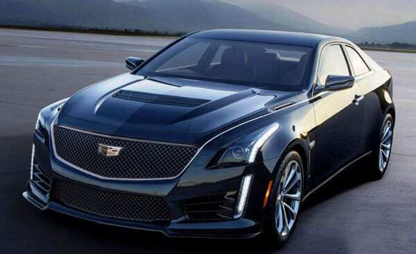 19 The 2019 Cadillac CTS V Photos