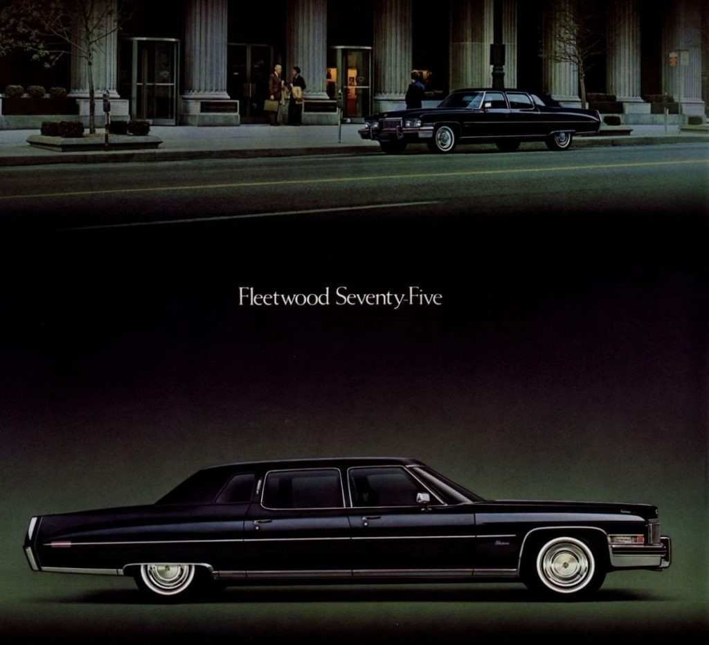 19 The 2019 Cadillac Fleetwood Series 75 New Review
