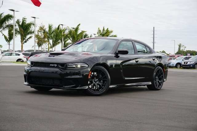 19 The 2019 Dodge Charger SRT8 Ratings