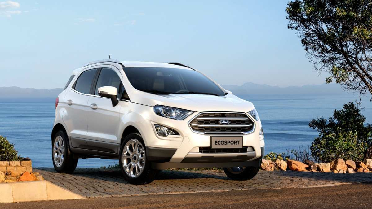19 The 2019 Ford Ecosport New Review