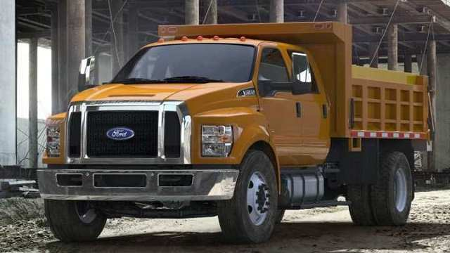 19 The 2019 Ford F 650 F 750 Price