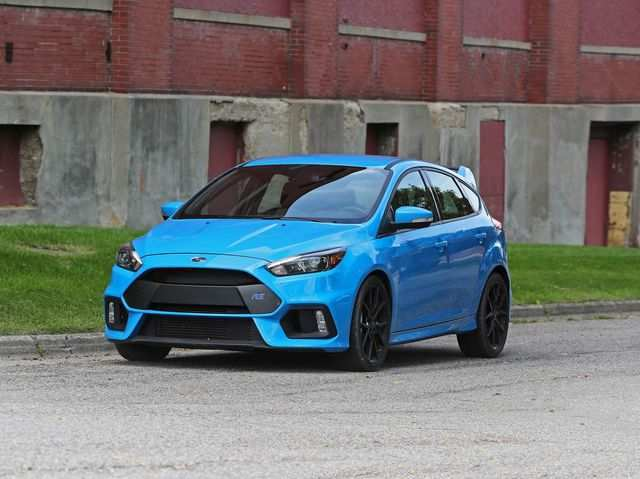 19 The 2019 Ford Focus RS Research New