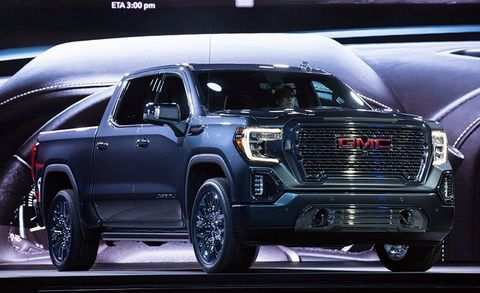 19 The 2019 GMC Sierra 1500 Diesel Picture