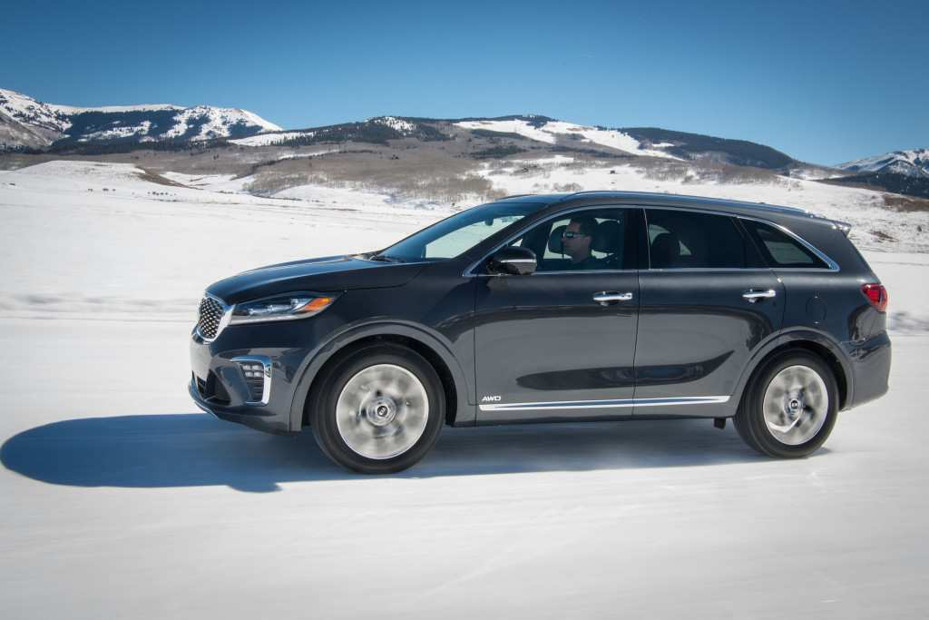 19 The 2019 Kia Sorento Trim Levels Images