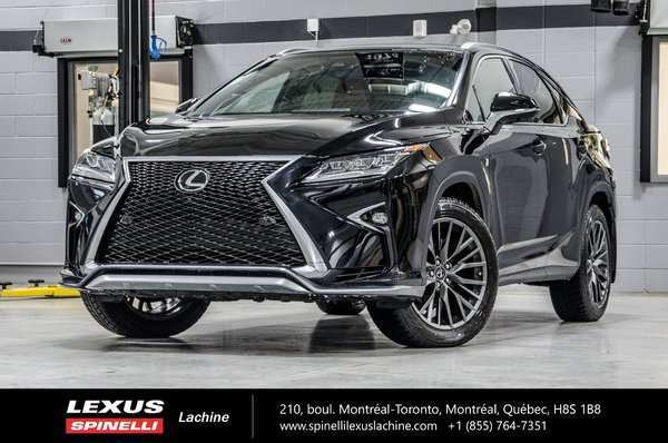 19 The 2019 Lexus Rx 350 F Sport Suv Price And Review