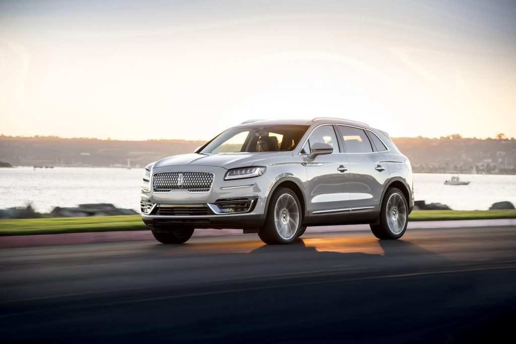 19 The 2019 Lincoln Mkx At Beijing Motor Show Release Date And Concept