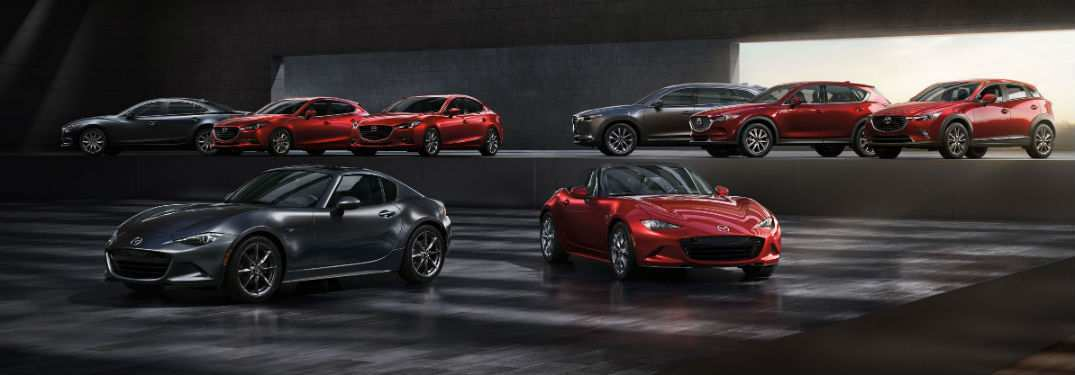 19 The 2019 Mazda Lineup Images