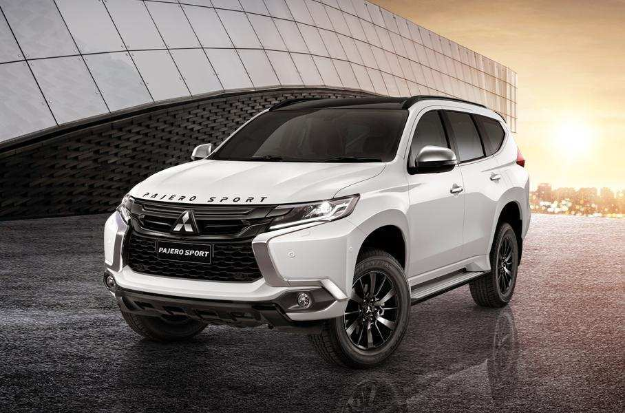 19 The 2019 Mitsubishi Montero Sport New Model And Performance