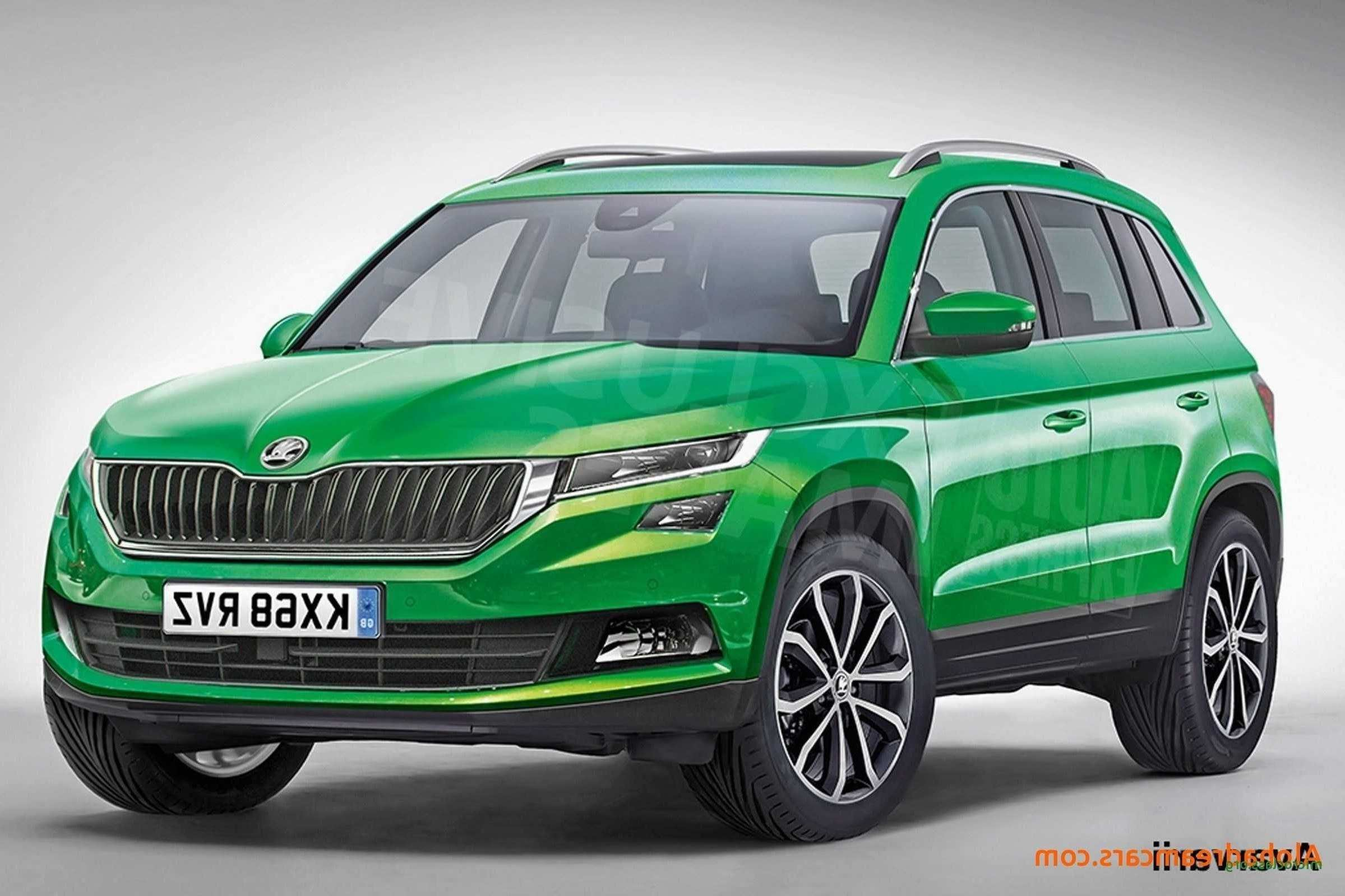 19 The 2019 Skoda Snowman Full Preview Release Date And Concept