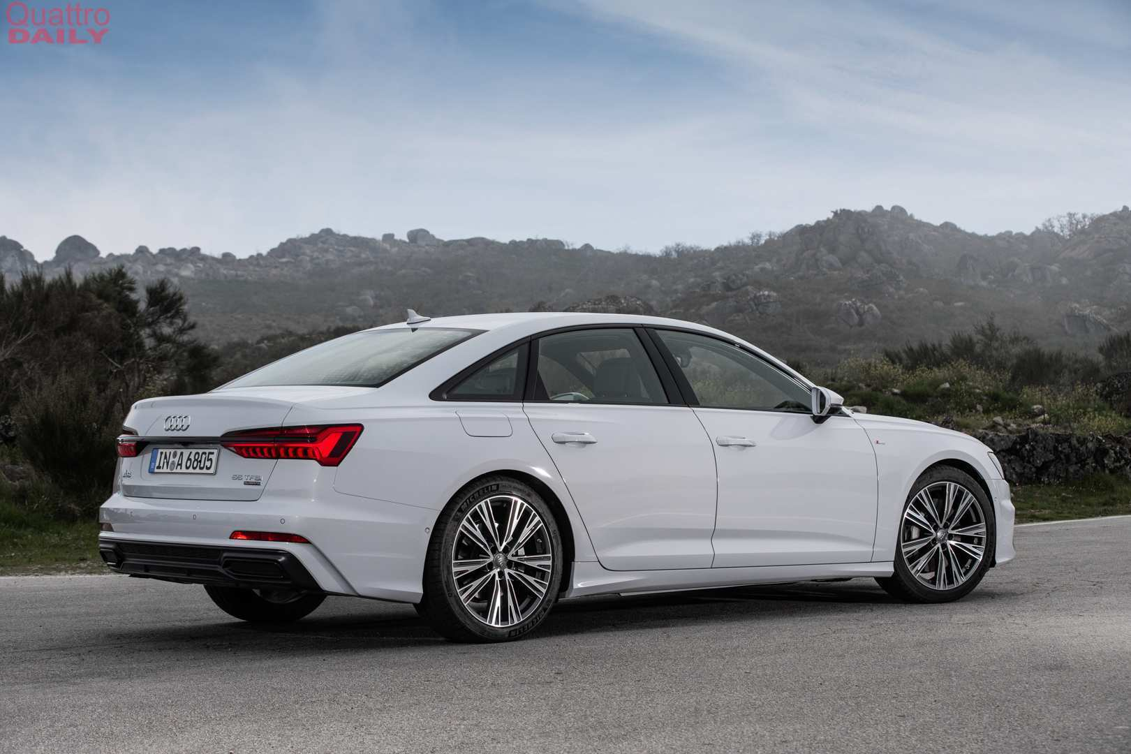 19 The 2019 The Audi A6 Overview