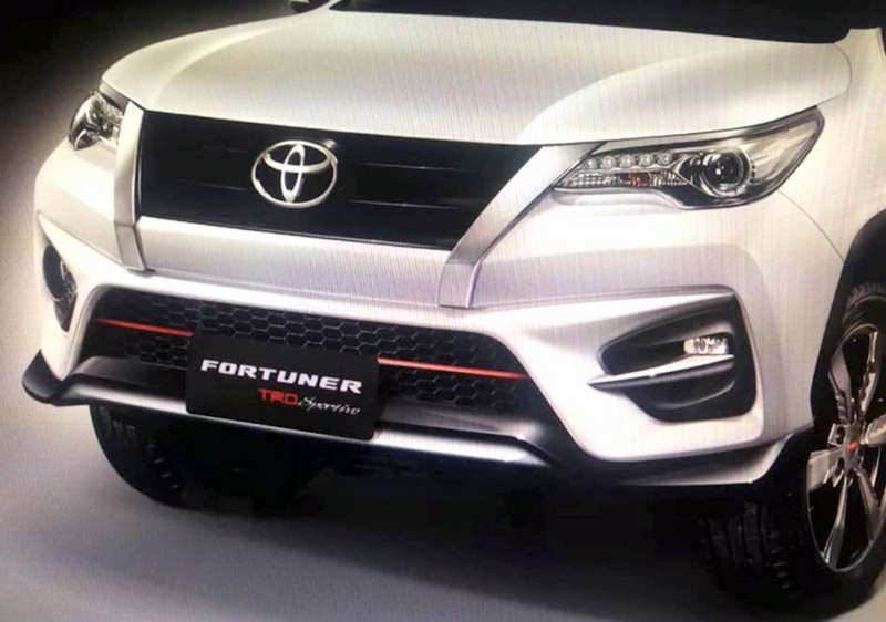 19 The 2019 Toyota Fortuner Overview