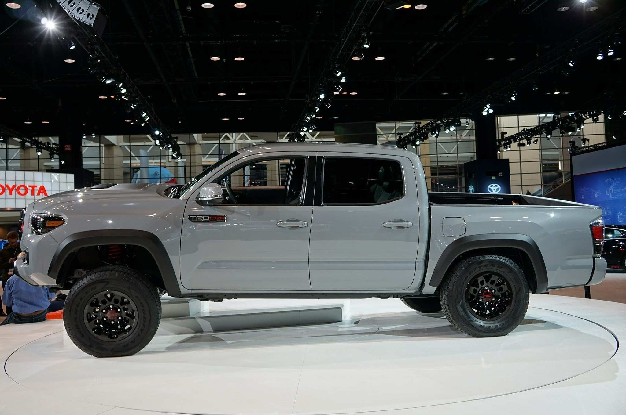 19 The 2019 Toyota Tacoma Diesel History