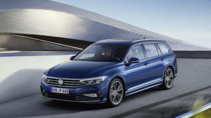19 The 2019 Volkswagen Passat New Review