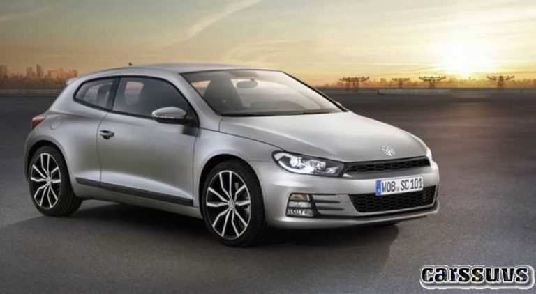 19 The 2019 Volkswagen Scirocco New Review