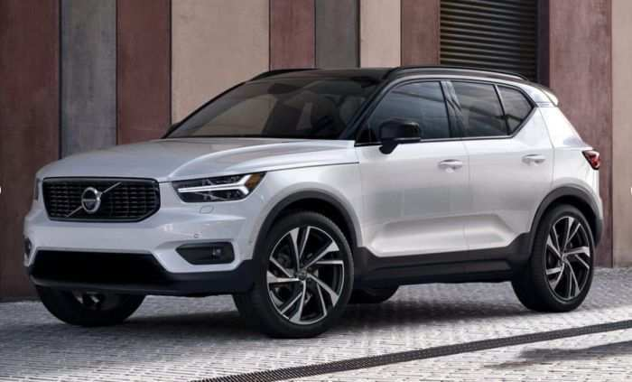 19 The 2019 Volvo Xc40 T5 R Design Spesification