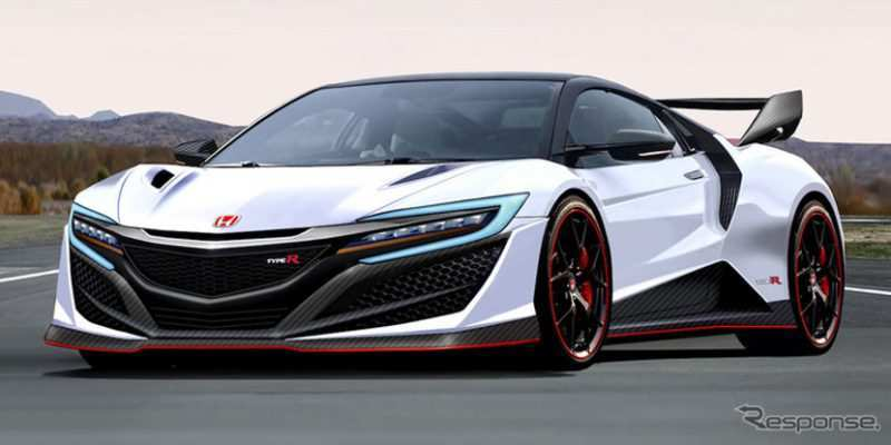 19 The 2020 Acura Nsx Type R Interior