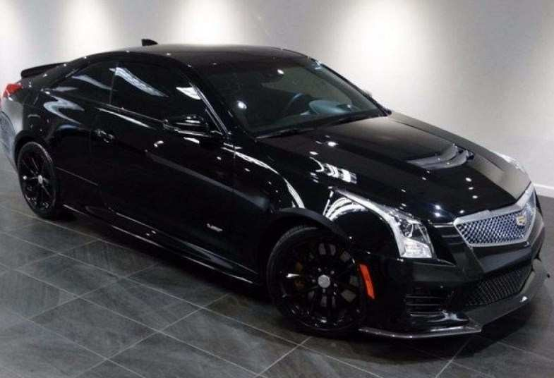 19 The 2020 Cadillac Cts V Coupe Performance And New Engine