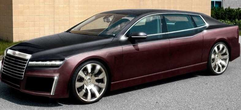 19 The 2020 Cadillac Fleetwood Series 75 Overview