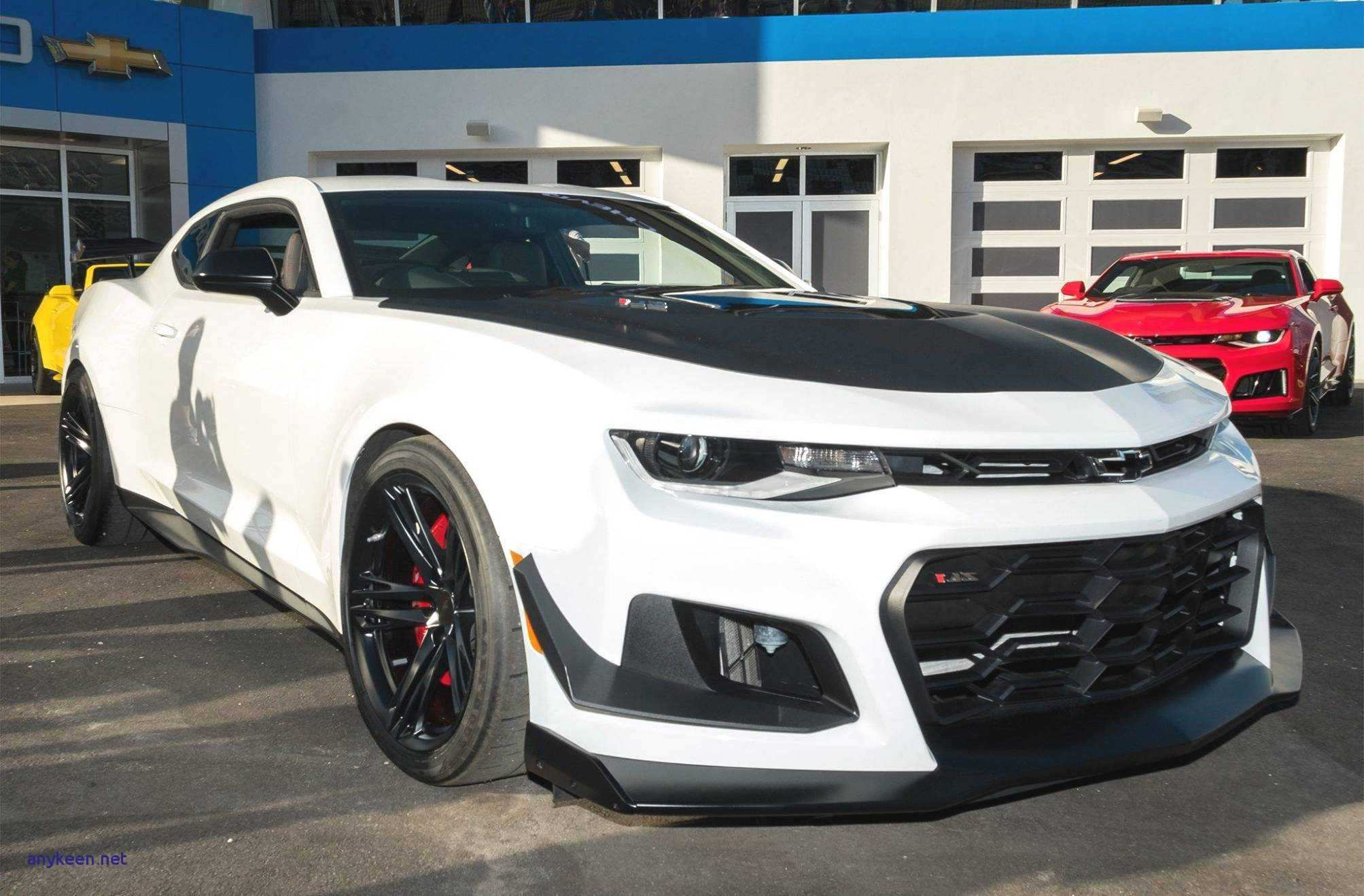 19 The 2020 Camaro Z28 Horsepower Release Date And Concept