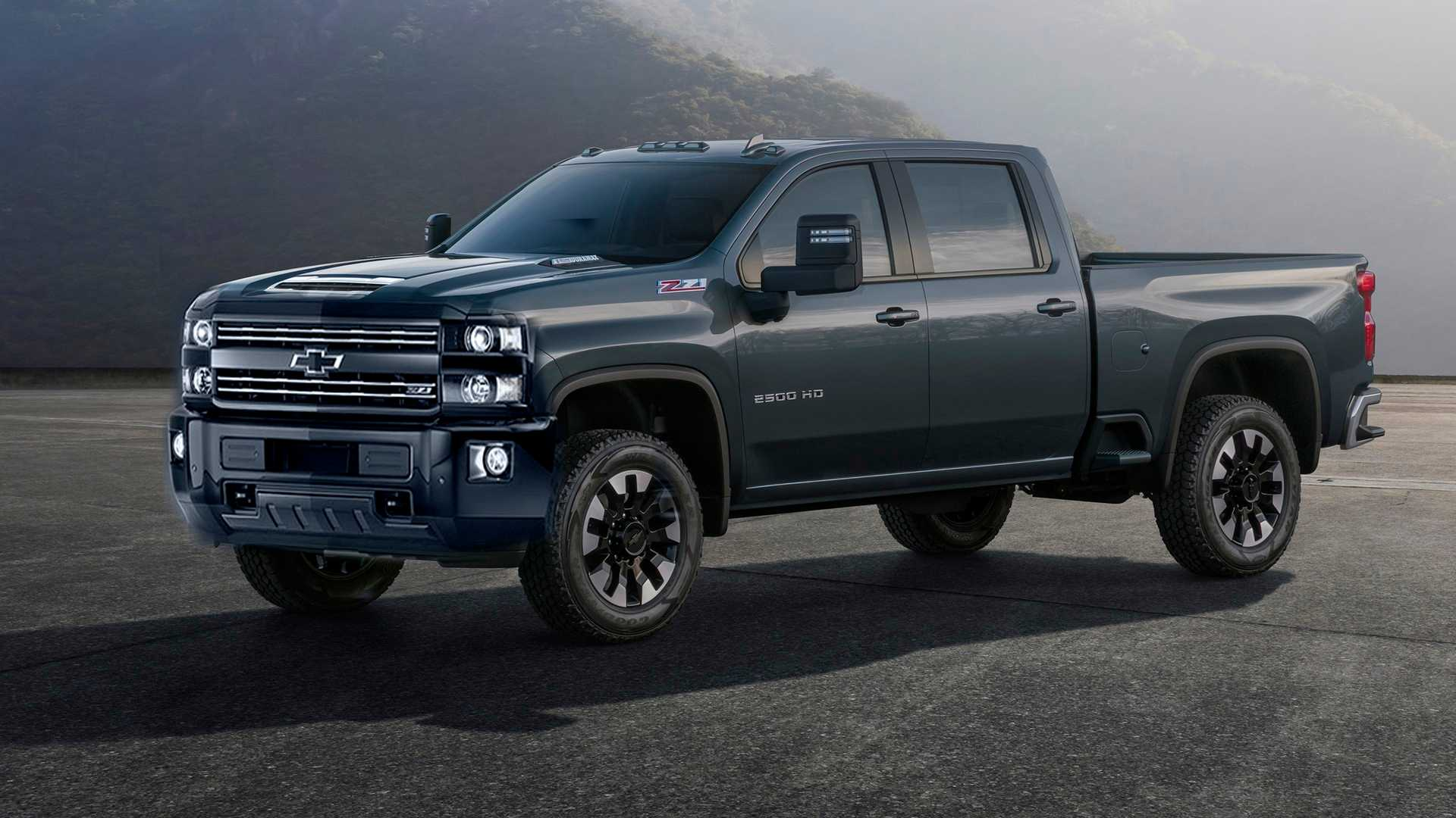 19 The 2020 Chevrolet Hd Ugly Performance And New Engine