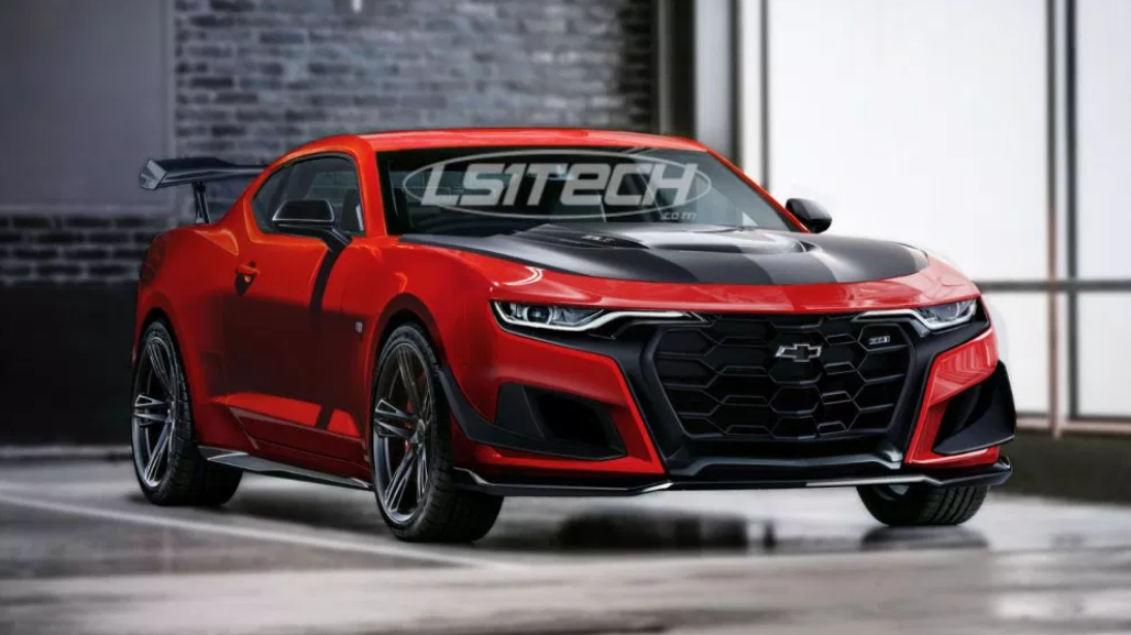19 The 2020 Chevy Camaro Release