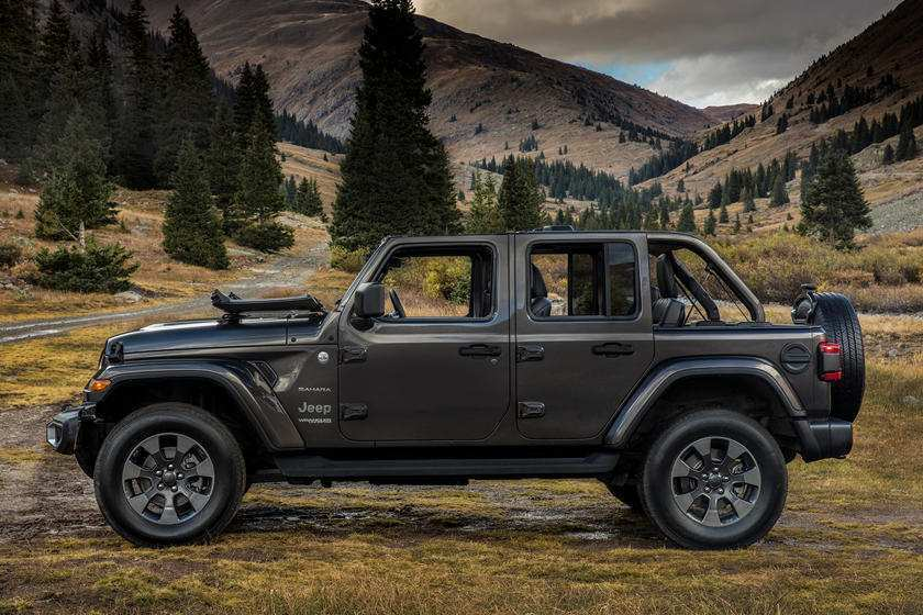 19 The 2020 Jeep Wrangler Diesel Review