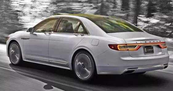 19 The 2020 Lincoln Town Car Review And Release Date
