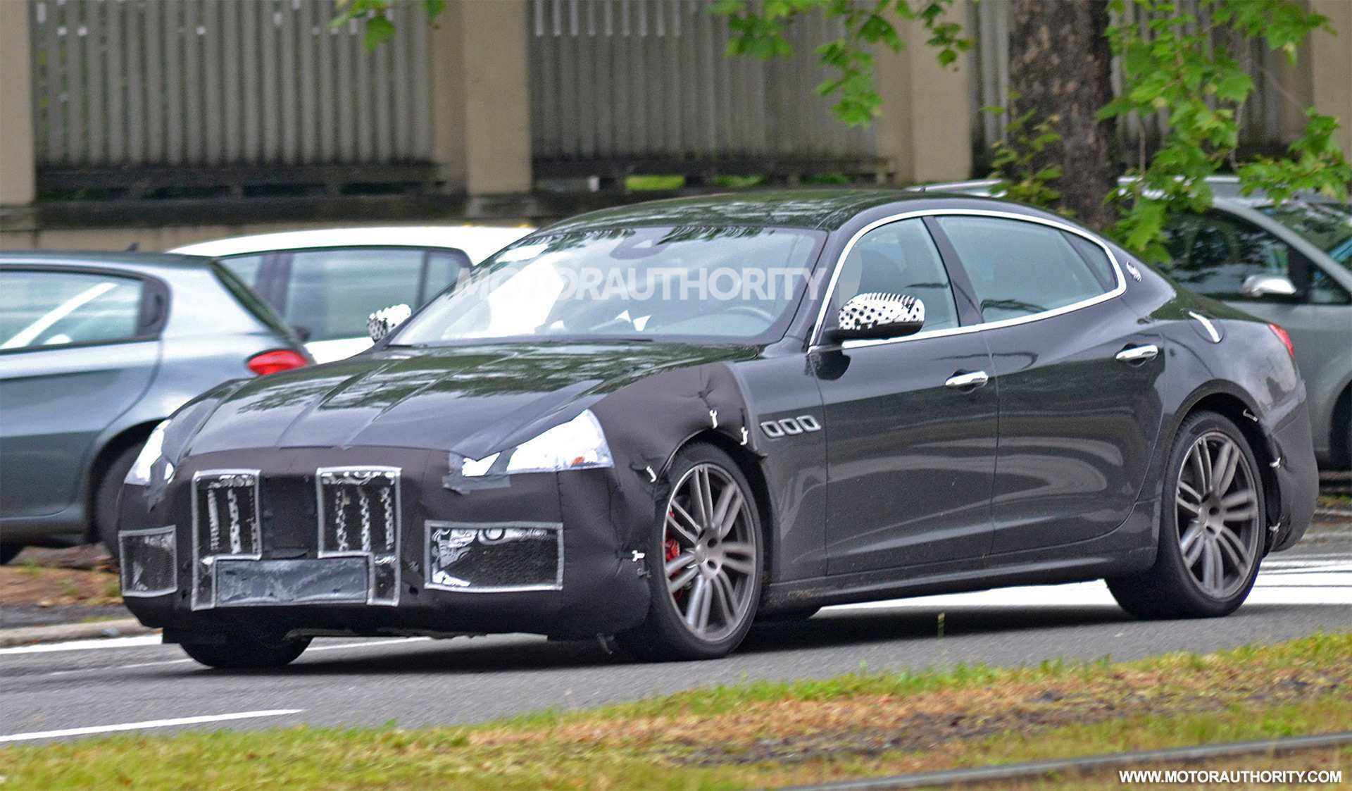 19 The 2020 Maserati Quattroportes New Model And Performance