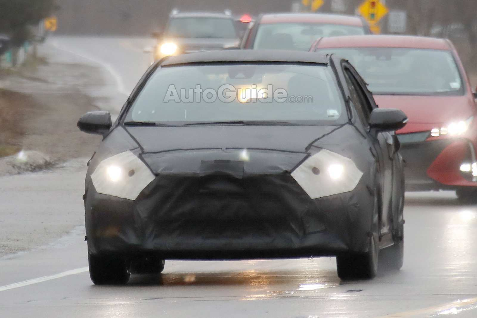 19 The 2020 New Toyota Avensis Spy Shots Price Design And Review