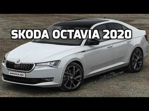 19 The 2020 Skoda Octavia Review