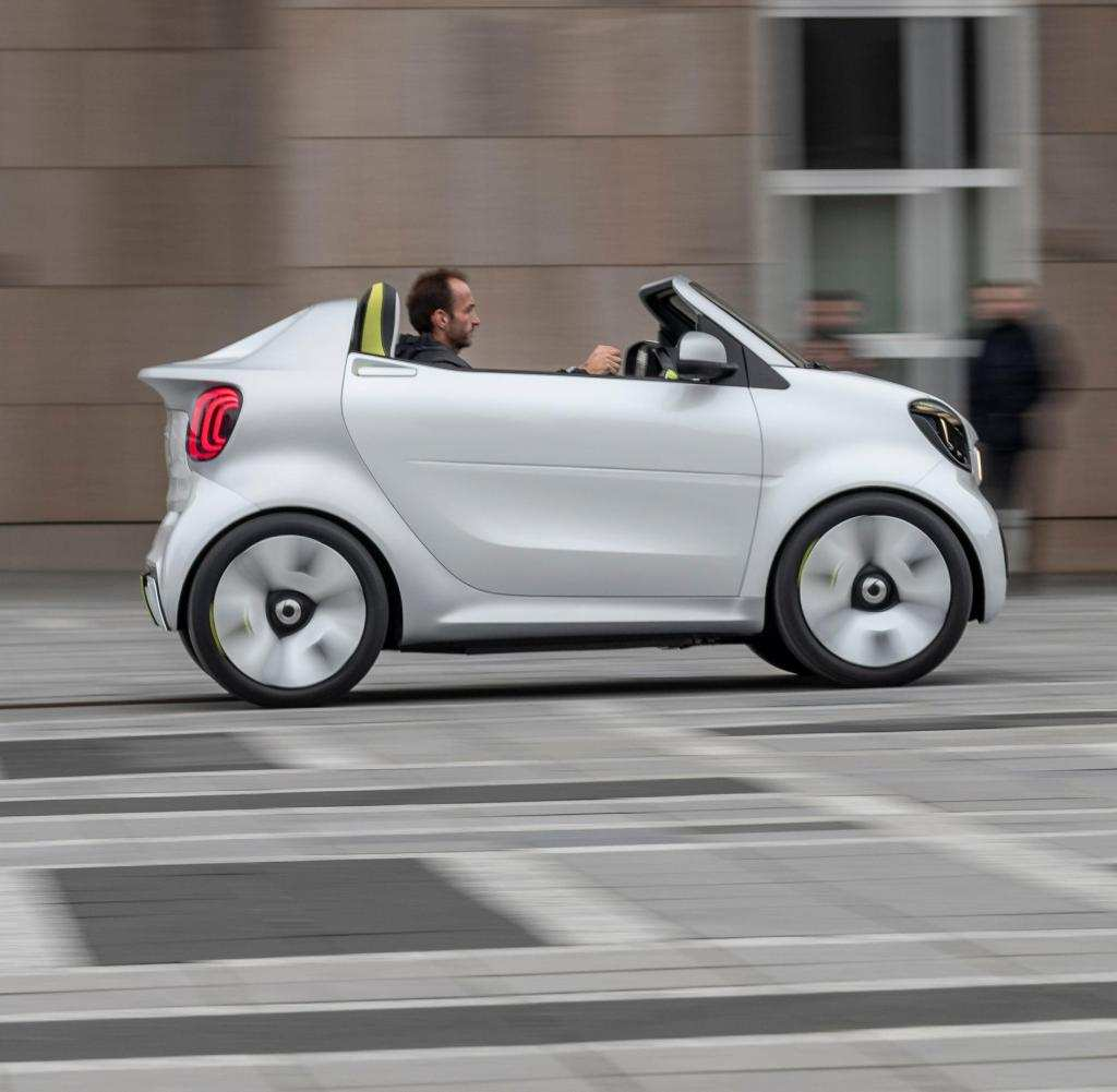 19 The 2020 Smart Fortwo Spy Shoot