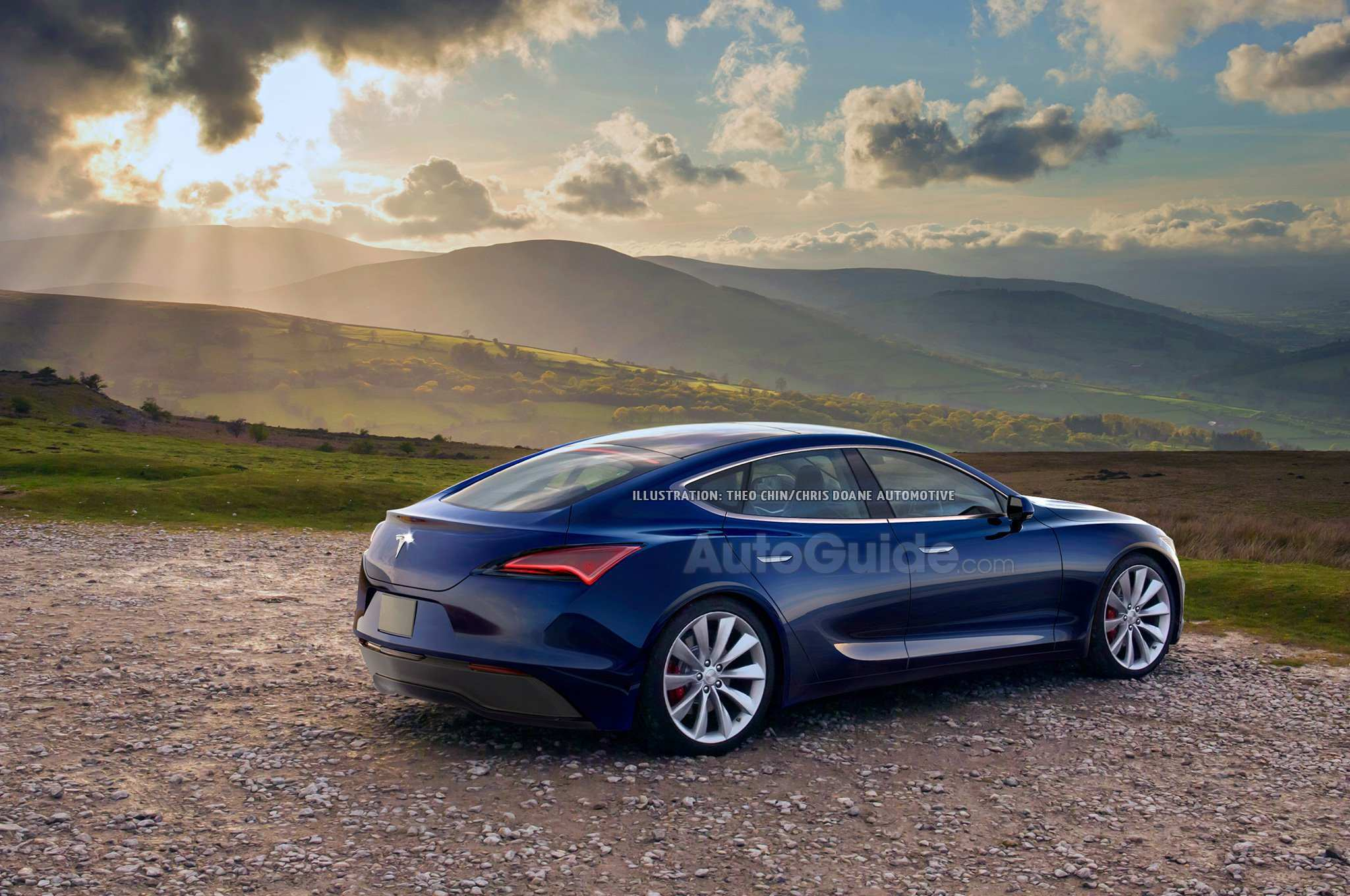 19 The 2020 Tesla Model S Spy Shoot