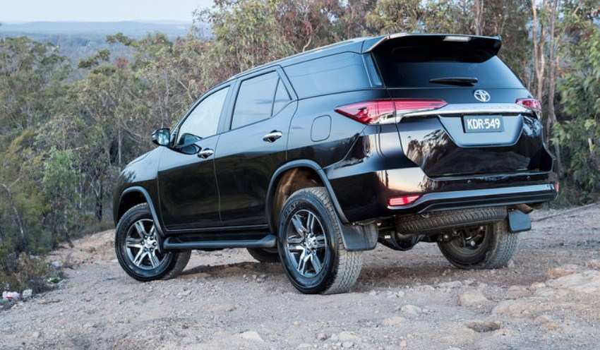 19 The 2020 Toyota Fortuner Configurations
